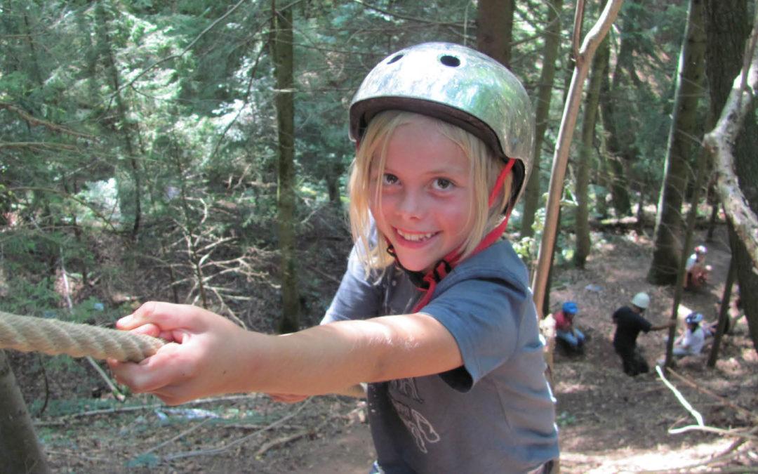 Walderlebnistag – in der Schlucht